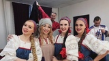 2018-09-11 Алексей Поляков с Днём рождения от балета Ярмарки Кристина Долгалёва