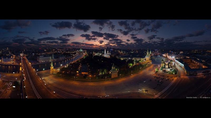 Худ. Фильм «Москва Рай»