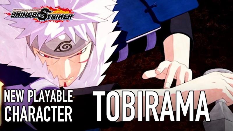 Naruto to Boruto: Shinobi Striker - PS4/XB1/PC - Tobirama Senju