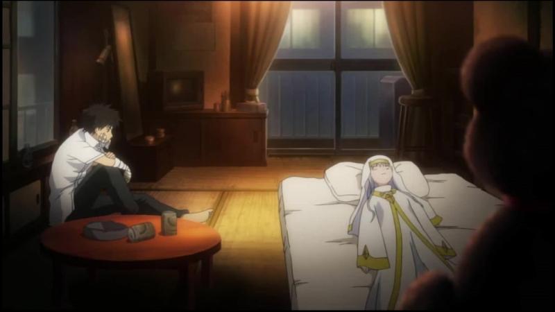 Индекс волшебства / Toaru Majutsu no Index 1 сезон (1-8 серии)