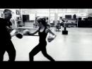 Kat_kicking it hard