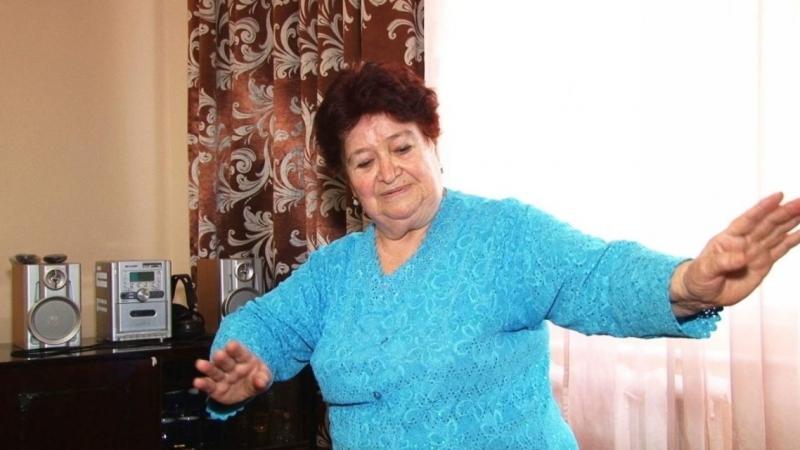 Диляра Керимова была солисткой легендарного ансамбля «Бахор»