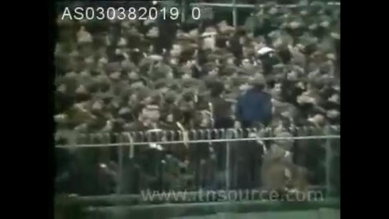 03.03.1982 КОК 14 финала 1 матч Легия (Польша) - Динамо (Тбилиси) 01