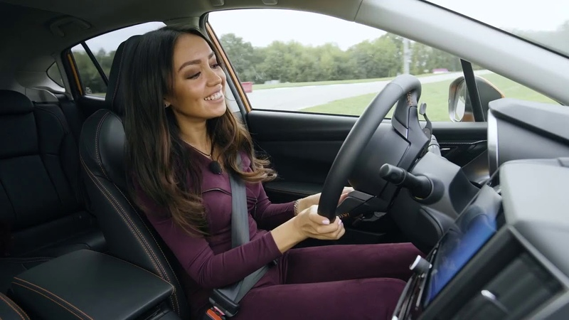 Subaru и РБК - Проверка на многозадачность Анжелика Якусева
