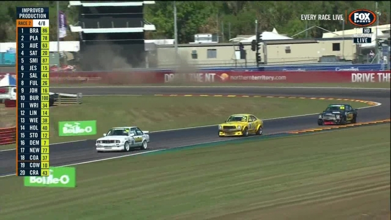 Improved Production 2018 Round 00 Darwin Race2