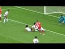 Яркие моменты матча Россия Египет в слоу мо