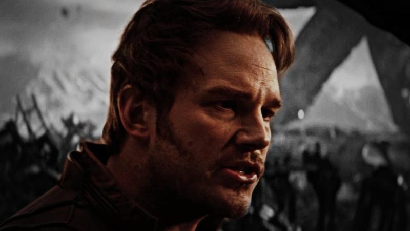 Удалённая сцена из фильма Мстители: Война бесконечности (RUS)