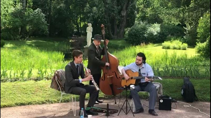 Прохор Бурлак и Canal Street Band