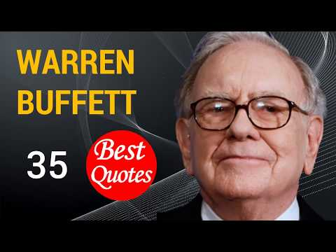 🔴 The 35 Best Quotes by Warren Buffett ✅ Risk comes from not knowing what you're doing.