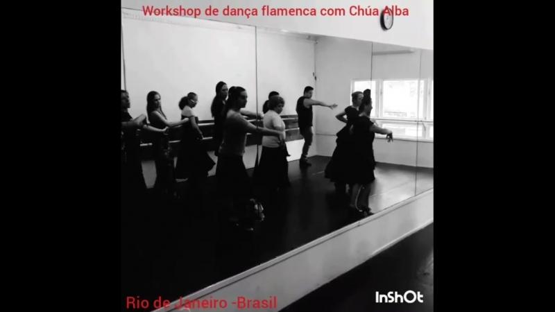 Классы с Chua Alba в Рио
