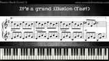 Emotional Piano Music Tutorial - It's a Grand Illusion