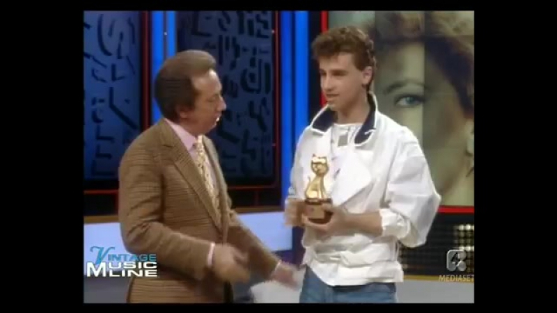 Eros Ramazzotti Terra promessa - Superflash 1984