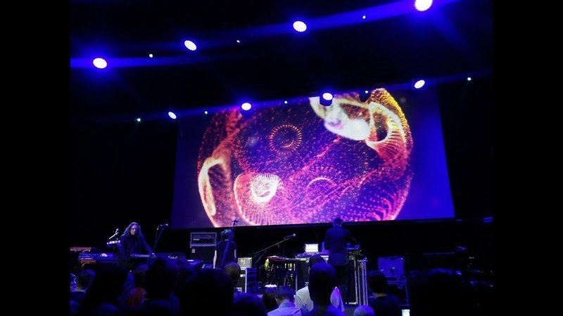 Tangerine Dream live at SKIF (Saint Petersburg 18/05/2018)