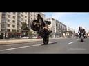 Illegal Street Bike Stunts