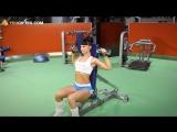 Фитнес. Тренировка плеч