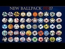 New Ball Pack 2018-2019 by LPE [download install] | PES 2017