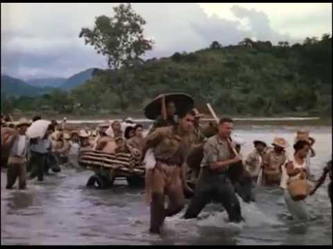 Guerrilleros en Filipinas 1950 Película Bélica Completa