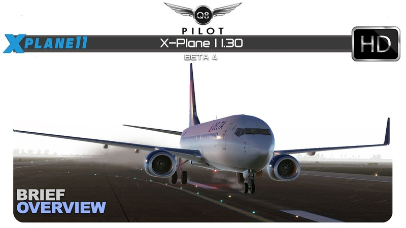 X-Plane 11.30 Beta 4 | New Features Overview