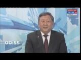 Доверенное лицо Владимира Путина Евгений Чойнзонов принял участие в политических дебатах  на телеканале