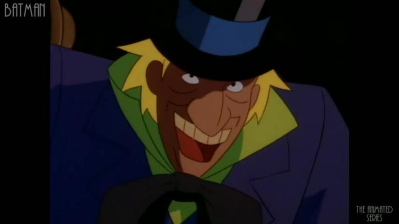 Бэтмен 1 65 Беспокойный The Worry Men Batman The Animated Series