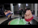 Max Motivation Sumo Knockout Challenge Max Verstappen and his friends