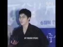 180611 EXO Xiumin Minseok @ 'Student A' VIP Premiere