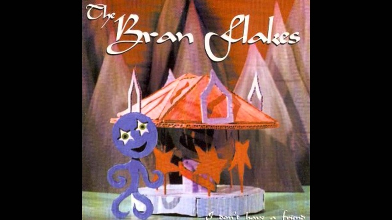 THE BRAN FLAKES GIVE YOURSELF A STEREO CHECK OUT