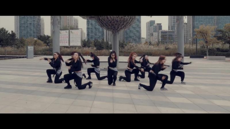 On My Own(ft. Nefera) - Troyboi ¦ A.DOUBLE ¦ Vana Kim Choreography