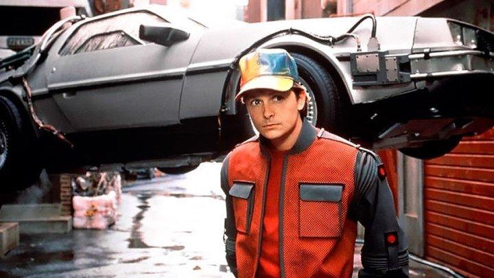 Назад в будущее 2 HD(фантастика, приключенческий фильм)1989 (6)