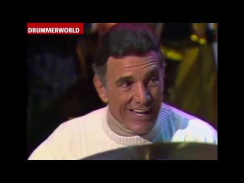Louie Bellson: Drum Solo SKIN DEEP