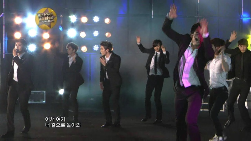 【TVPP】2AM 2PM - Place Where You Need To Be, 니가 있어야 할 곳 @ K-POP All Star Live in Niigata
