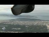 любопытная ворона сорвала прогноз погоды в прямом эфире телеканала KTVU (США)