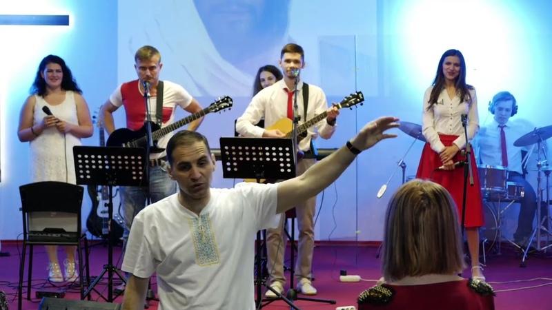 Воскресное служение, 27 05 18, 1 часть