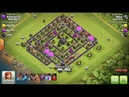 Clash of Clans ATTACK MILS clan SaintP 1