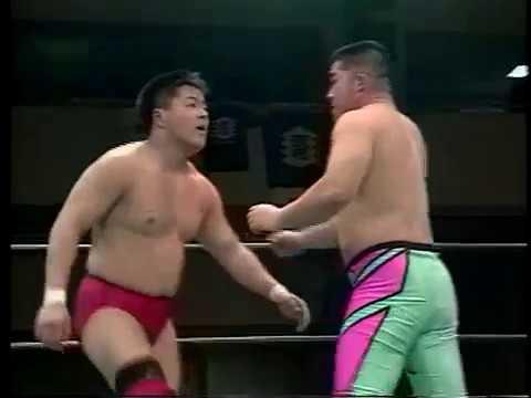 Tomohiro Ishii vs. Keisuke Yamada (WAR 3/10/1998)