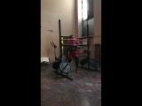 Пробежка конана с йоком 175 кг