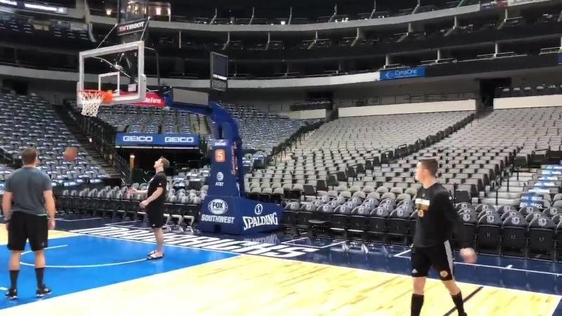 Баскетбол в Далласе