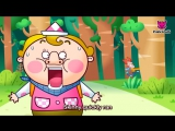 The Bear and Two Friends   Aesops Fables   PINKFONG Story Time for Children