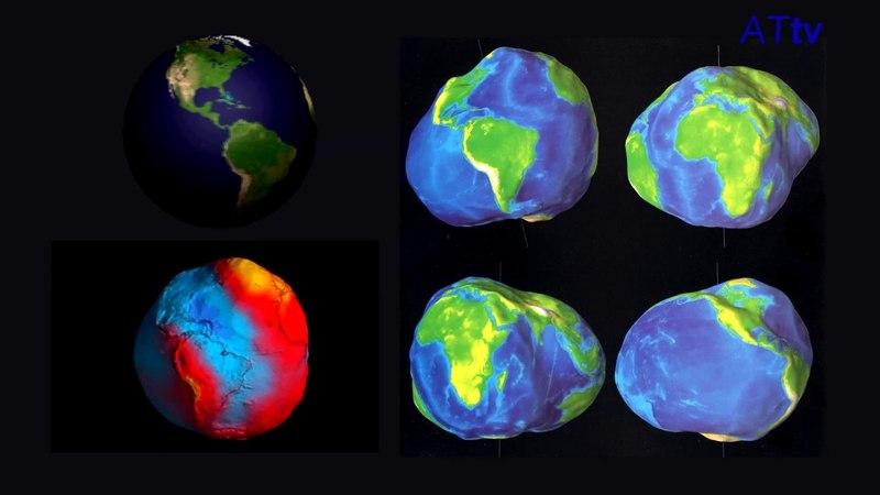 Чилингаров о форме Земли Есть вопросы Надо всё изучать