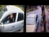 Двое грабителей на мотоцикле попытались ограбить автолюбителя в Бразилии, но нарвались на вооруженного человека.😱🙈😈
