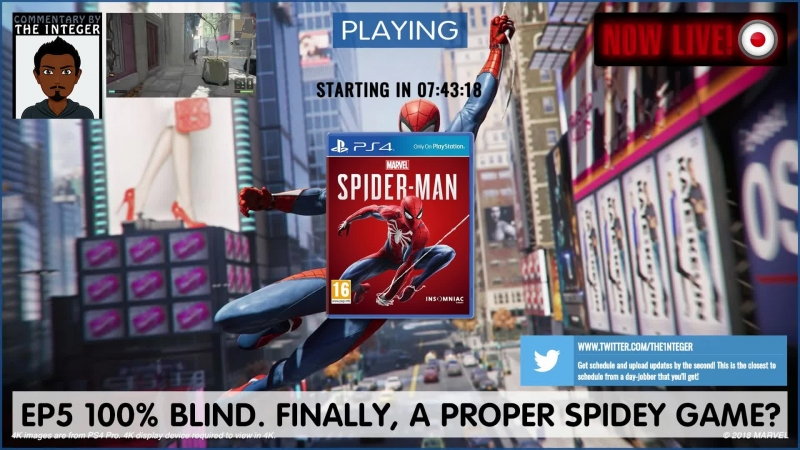 Its Spider-Man on the Web! Get it - EP5 [No Tips, Spoilers, Item UnlockInfo unless requested thanks!] [ENG]