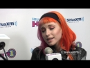 Paramore - In Between Days The Cure Cover Live @ SiriusXM -- Hits 1