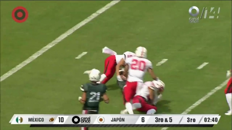 🎞 HIGHLIGTS_ México vs. Japón en el Campeonato Mundial U19