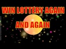Extremely Powerful!! Win The Lottery Again Again Subliminal Affirmations Millionaire Mindset