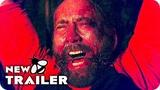 Mandy Trailer (2018) Nicolas Cage Horror Movie