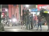 Джон Уик 3 - Видео со съёмок