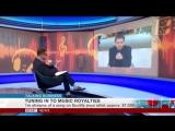 Jean Michel Jarre - talks with EI BBC World