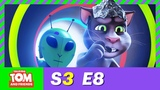 NEW! The Galactic Friends - Talking Tom and Friends Season 3 Episode 8