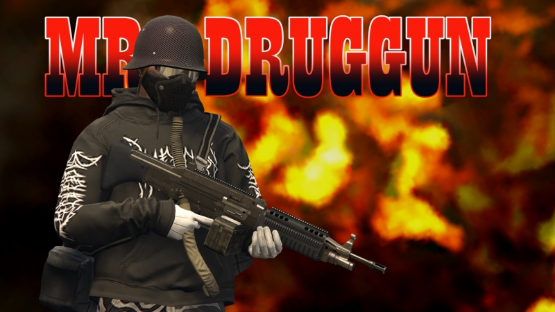 MR. DRUGGUN - Sunshine ( JAY-Z GTA 5 EDIT )