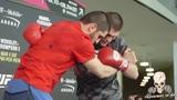 БОЙЦЫ АКА О ГОТОВНОСТИ ХАБИБА К БОЮ ПРОТИВ КОНОРА НА UFC 229